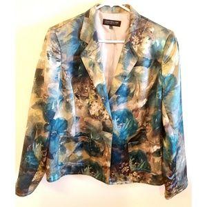 Jones New York Floral Jacket